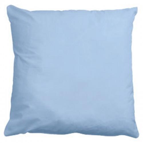 Funda de Cojín Cuadrante Azul Claro - 50 x 50 cm