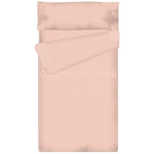 Saco nórdico Ajustable Liso - ROSA BABY