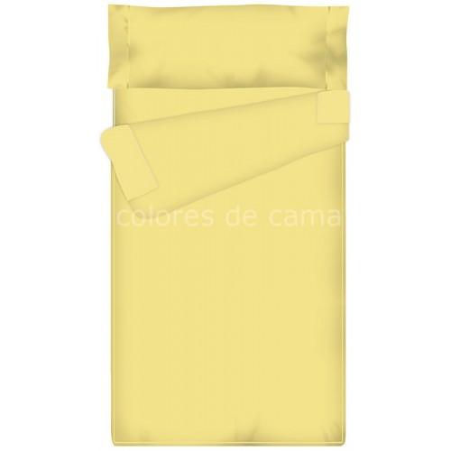 Saco nórdico Ajustable Liso - AMARILLO PAJA