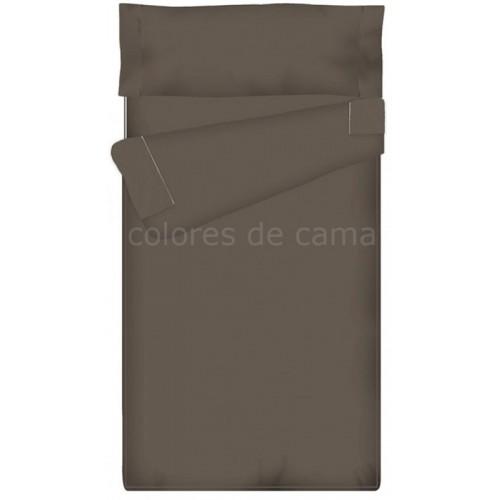 Saco nórdico Ajustable Liso - GRIS OSCURO
