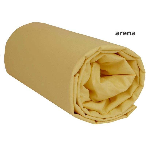 Funda de Cojín Cuadrante Arena - 50 x 50 cm - Con Cremallera