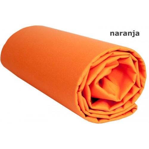 Funda de Cojín Cuadrante Naranja - 50 x 50 cm - Con Cremallera