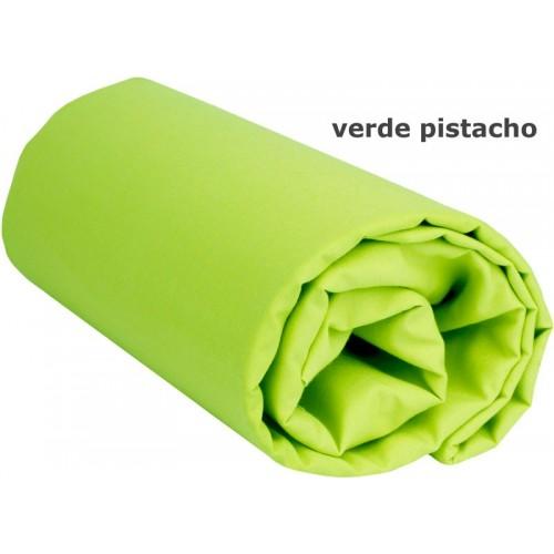 "Funda de Almohada lisa ""Verde Pistacho"""