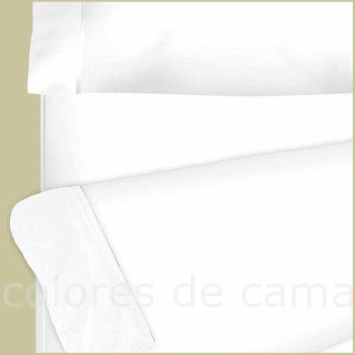 "Sábana Bajera con Cremallera ""Blanco"" 100 Algodón - 95 x 195 cm"