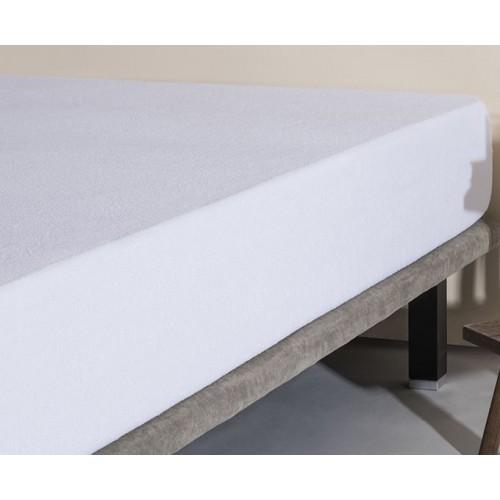 Protector de colchón Rizo Transpirable e Impermeable VELFONT