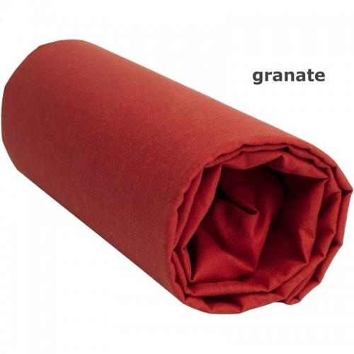 """Sábana Bajera Lisa """"GRANATE"""" - 200x200x30 cm"""