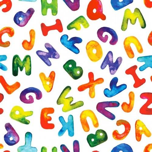 "Funda de Almohada ""Letters"""