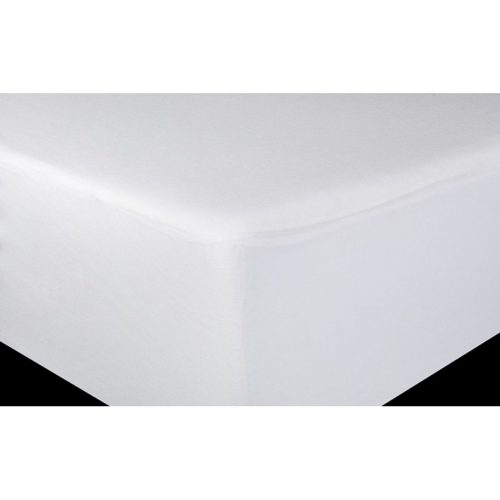 Protector Rizo 100% Algodón Impermeable y Transpirable PU - 90 x 212 x 13 cm