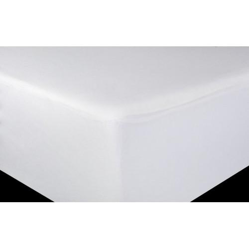 Protector Rizo 100% Algodón Impermeable y Transpirable PU - 82 x 210 x 8 cm